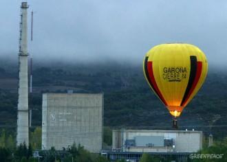 Vés a: La central nuclear de Garoña tanca definitivament