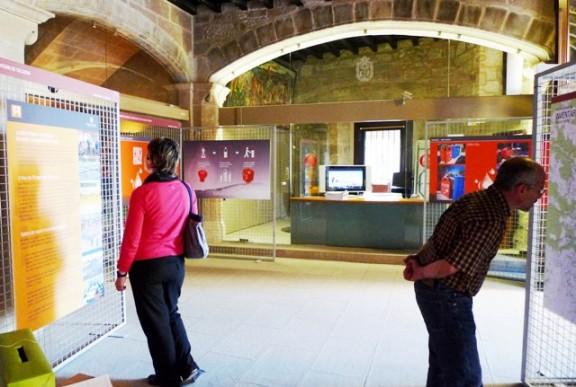 L'Ajuntament de Solsona exposa els seus projectes a la Fira de Sant Isidre