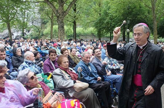 Prop de 900 fidels participaran al 50è Pelegrinatge a Lurdes de França