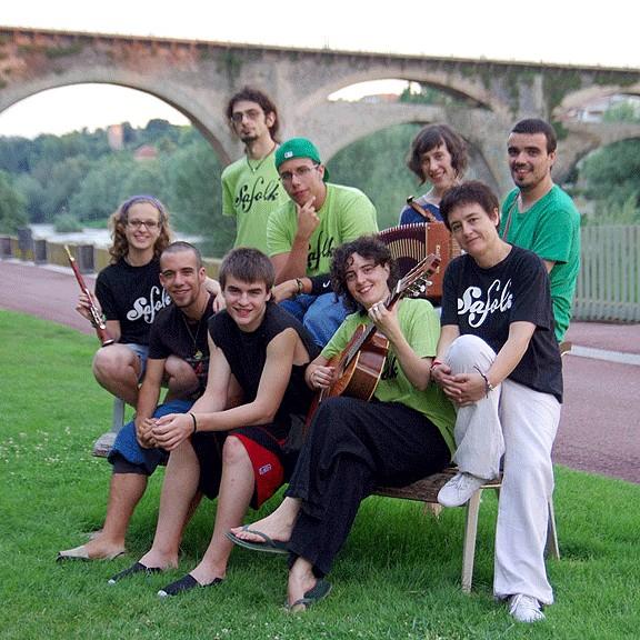 El Solc posa música a la Festa Bastonera de Sant Bartomeu