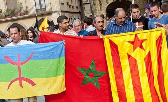 La mesquita de Vic i amazics rebutgen la creació del Consell de marroquins d'Osona