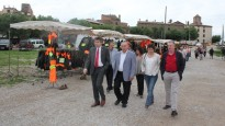 Vés a: Més de 2.000 persones han visitat la XII Fira del Caçador de Solsona