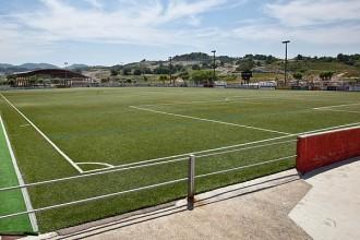 Calldetenes clausura temporalment el camp de futbol municipal