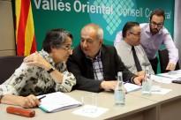 El PSC s'imposa al Consell Comarcal del Vallès Oriental