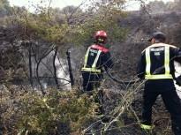 Dotze municipis d'Osona, en màxima alerta per risc d'incendi