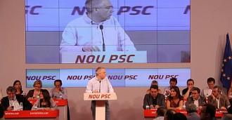 El PSC pot ser quarta força el 25N, segons l'enquesta del CEO