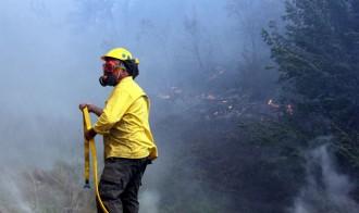 Un comboi de bombers francesos ajudarà a l'incendi de l'Empordà