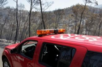 Es manté l'alerta l'Infocat i creix el risc d'incendi en 31 comarques