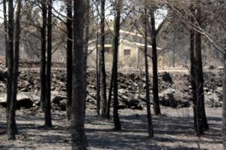 Els efectius del foc de l'Empordà s'aniran reduint