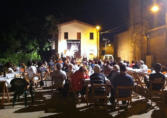 Nyandú participa a la Trobada de Cantadors dels Lluçanès