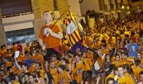 Les festes majors, protagonistes del cap de setmana a Osona