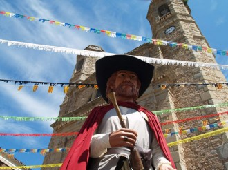 Olost està de Festa major fins el dia 16