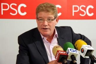 Fernández reconeix que al PSC hi ha un problema de projecte i de discurs