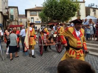 Moià torna al barroc per commemorar el Tricentenari