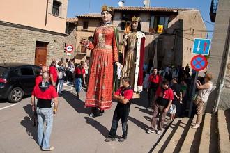 Folgueroles gaudeix dels actes centrals de la festa major