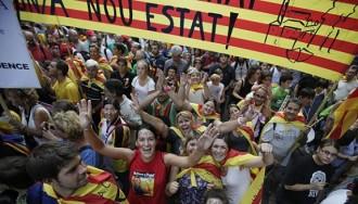 Fotos: el poble català clama per la independència