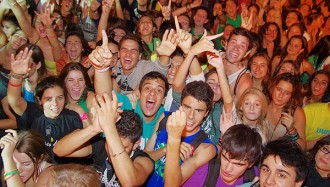 El Mercat de Música Viva supera els 110.000 visitants