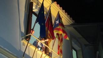 La Junta Electoral de Terrassa demana retirar les estelades dels edificis públics