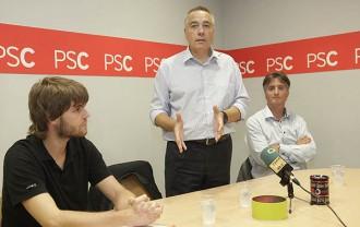 El PSC Osona aposta per una campanya de proximitat centrada en els indecisos