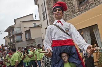 Sant Pere de Torelló viu una concorreguda festa major