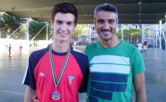 Llorenç Álvarez té més a prop el campionat d'Europa
