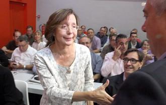 Montserrat Tura deixa el PSC per cofundar un nou partit