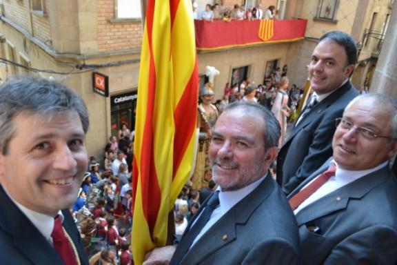 Joan Reñé demana als polítics que assisteixin a la manifestació de la Diada