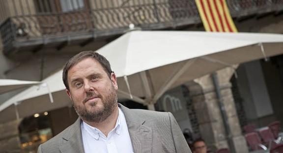 Oriol Junqueras ofereix, aquest vespre, una xerrada a Girona
