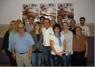 La candidatura de PxC a les eleccions es presenta farcida d'osonencs