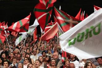 Vés a: EH Bildu i el turisme polític basc, a les campanyes de la CUP i ERC