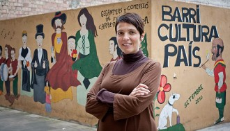 Georgina Rieradevall: «Si el sistema no funciona, millor que caigui»