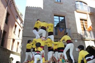 Els Castellers de Solsona organitzen un taller casteller per Dimarts Sant