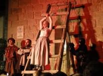 Sant Feliu Sasserra viu la gran festa de les bruixes