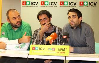 ICV-EUiA Osona dotarà la seva campanya d'un «marcat accent social»