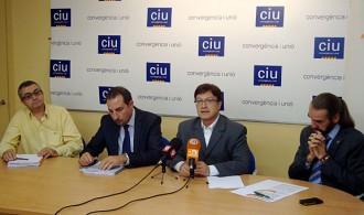 CiU d'Osona vol captar el vot pro-Mas més enllà de les sigles