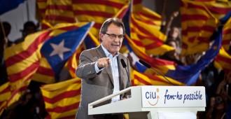 Artur Mas vol omplir el recinte firal del Sucre