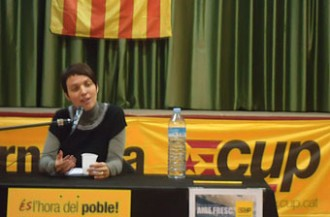 La CUP mostra les cartes de la seva «democràcia radical»