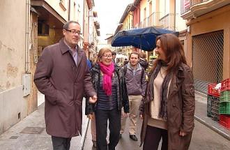 Pere Macias: «Molta gent que no havia votat mai CIU ara votarà Artur Mas»