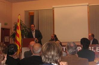 Pere Macias defensa l'estat propi a Torelló i Sant Quirze