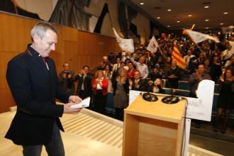 Josep Anglada posa el càrrec a disposició del partit