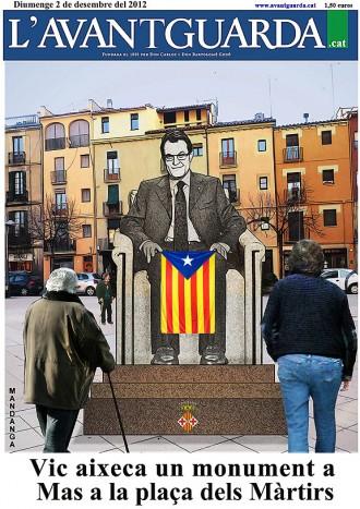 Artur Mas, un màrtir