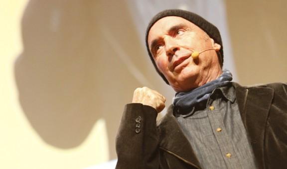 Lluís Llach, número 1 de la llista Junts pel Sí per Girona