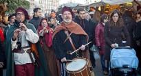 Unes 200.000 persones visiten el Mercat Medieval de Vic