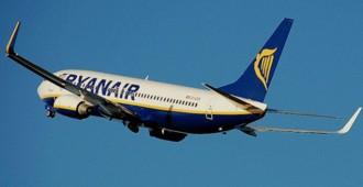 Ryanair llança una promoció amb vols a cinc euros