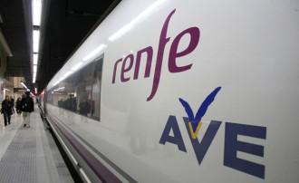 Vés a: L'AVE acapara el 63% dels viatgers davant de l'avió en la connexió Madrid-Barcelona