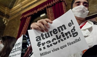 Vés a: El Govern garanteix que a Catalunya no hi haurà «fracking»