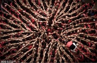 El Premi de fotografia castellera escull les millors imatges de la temporada
