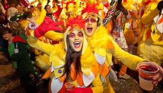 El Carnaval de Torelló, en imatges