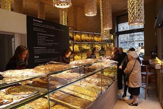 Forn Franquesa obre la seva primera botiga a Barcelona
