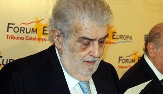 Vés a: Mor l'editor i president del Grup  Planeta, José Manuel Lara Bosch